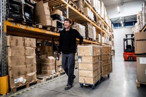 Logistique ACTS Distribution