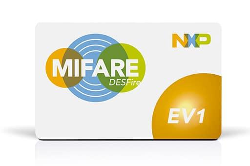 MIFARE-DESFire-EV1