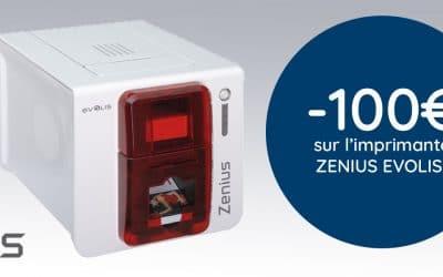 Promotion Spéciale imprimante Zenius !